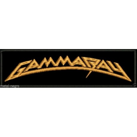 Gammaray Embroidered Patch