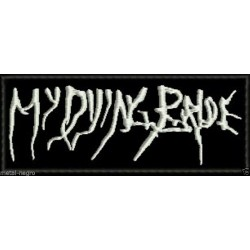 My dying bride Embroidered Patch