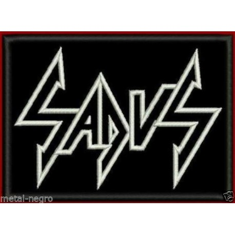Sadus Embroidered Patch