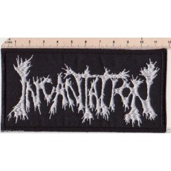 Incantation Embroidered Patch