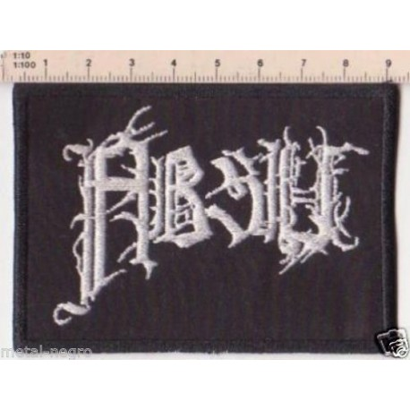 Absu Embroidered Patch