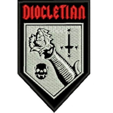 Diocletian Embroidered Patch