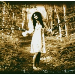 Nebelhexe - Laguz - Within the Lake cd