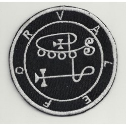 Sigil of Valefor Embroidered Patch