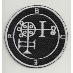 Sigil of Buer Embroidered Patch