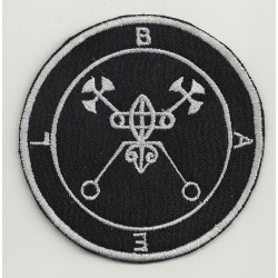 Sigil of Bael Embroidered Patch