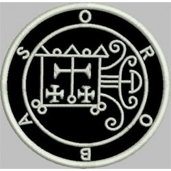 Sigil of Orobas Embroidered Patch