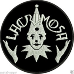 Lacrimosa Embroidered Patch