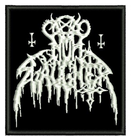 Nunslaughter Embroidered Patch