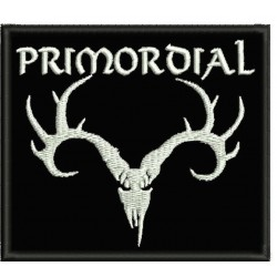 Primordial Embroidered Patch