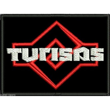 Turisas Embroidered Patch