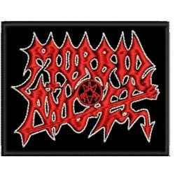 Morbid Angel Embroidered Patch