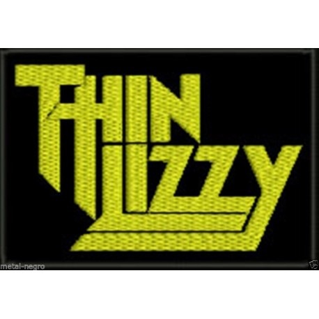 Thin Lizzy Embroidered Patch