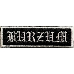 Burzum logo Embroidered Patch
