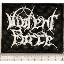 Violent force patch Embroidered Patch