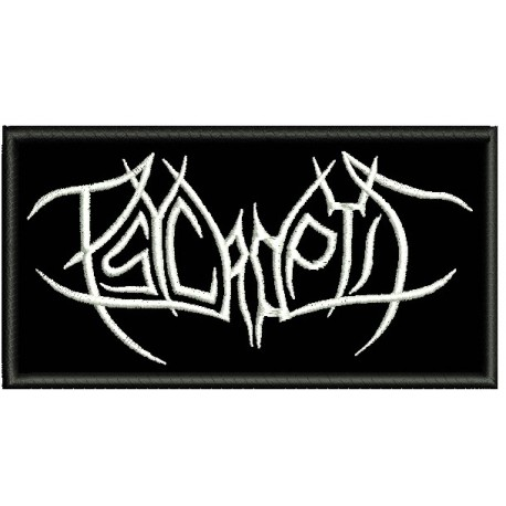 Psycroptic Embroidered Patch
