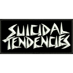 Suicidal Tendencies sew on embroidered Patch
