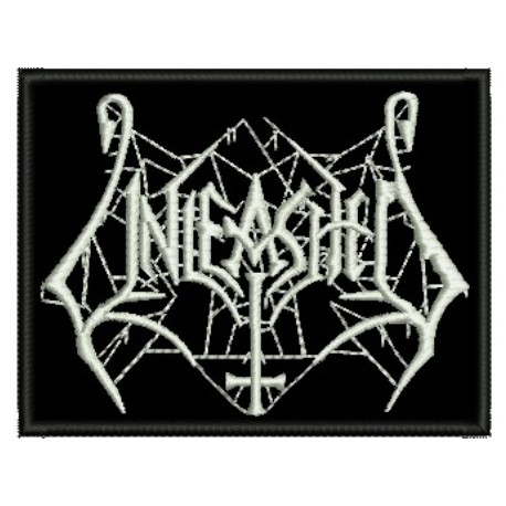 Unleashed embroidered patch