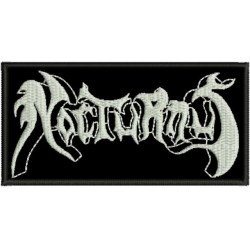 Nocturnus embroidered Patch