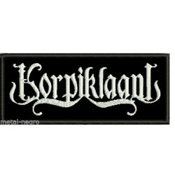 Korpiklaani Embroidered Patch