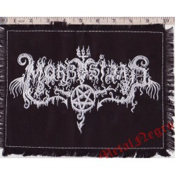 Morbosidad Embroidered Back Patch