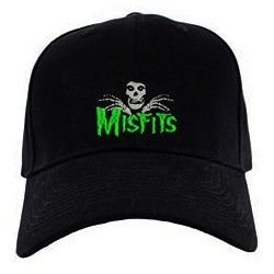 Misfits Embroidered Cap