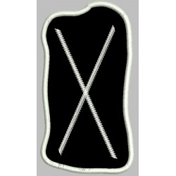 RUNA Gebo embroidered Patch