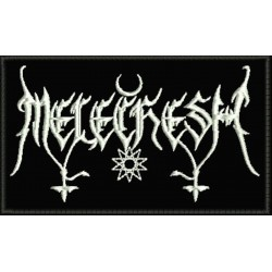 Melechesh Embroidered Patch