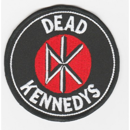 Dead Kennedys Embroidered Patch