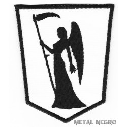 Angel of Death Emblem Embroidered Patch