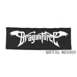 Dragonforce Embroidered Patch