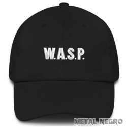 W.A.S.P. Embroidered Cap