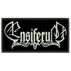 Ensiferum Embroidered Patch