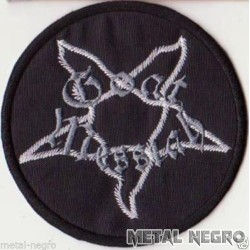 Goat Messiah Embroidered Patch