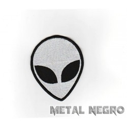 Alien Embroidered Patch