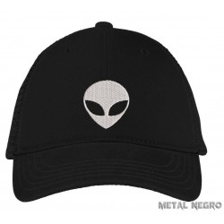 Alien Embroidered Cap