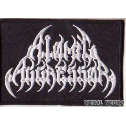 Atomic Agressor Embroidered Patch