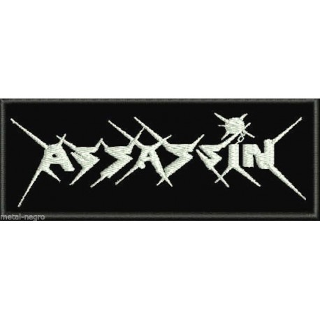 Assassin Embroidered Patch