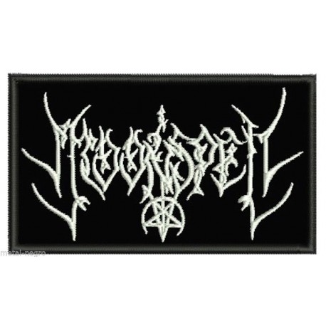 Moonspell Embroidered Patch