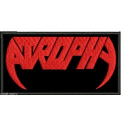 Atrophy Embroidered Patch