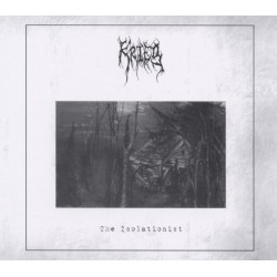 Krieg - The Isolationist cd