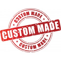 Free quote for custom made patches and caps.