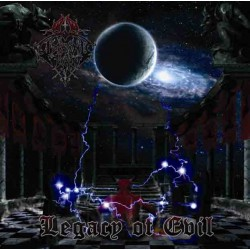 Limbonic Art - Legacy of  Evil cd