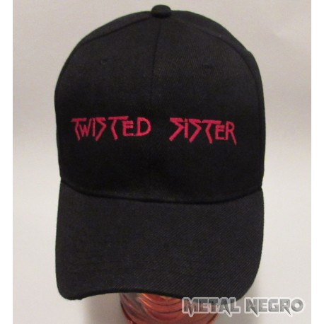 Twister Sister embroidered cap