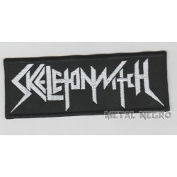 Skeletonwitch Embroidered Patch