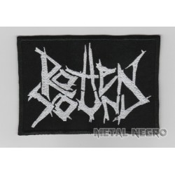 Rotten Sound embroidered patch