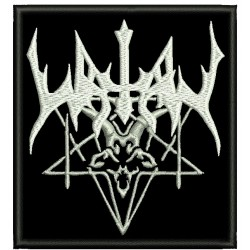Watain embroidered patch