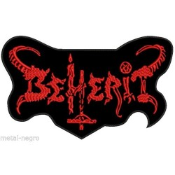 Beherit Embroidered Back Patch