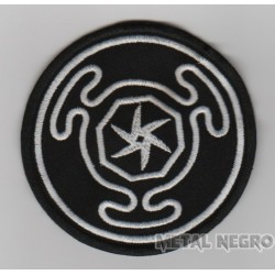 Hecate embroidered patch