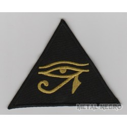 Eye of Horus embroidered patch